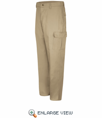 PC76KH Cotton Khaki Cargo Pants