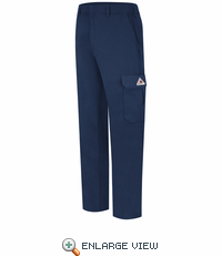 PLC2NV EXCEL FR® Navy ComforTouch™ Cargo Pocket Work Pant