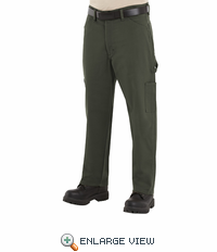 PLJ8OL EXCEL- FR™ COMFORTOUCH™ Olive Duck Dungaree