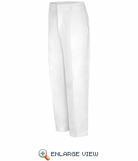 PS56WH Performance White Polyester Specialized Pants