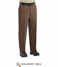 PT10BN Brown Red-E-Prest Pant