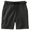 PT4CBK Men's Black Cellphone Pocket Short