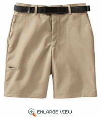 PT4CKH Men's Khaki Cellphone Pocket Short