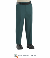 PT60SG Men's Spruce Green Side-Elastic Insert Pants