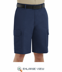 PT66NV Men's Navy Cargo Shorts