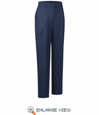 PT89NV Women's Navy Industrial Cargo Pant