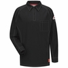 QT12 iQ Series® Men's Long Sleeve Polo