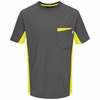 Red Kap Workwear Color Blocked Visibility T-Shirt - RT32YG