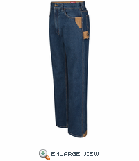 Red Kap Workwear Relaxed Fit Carpenter Jean - RD60MW
