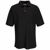SK28BK Short Sleeve Black Performance Knit® 50/50 Blend Shirt