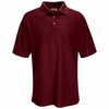 SK28BR Short Sleeve Burgundy Performance Knit® 50/50 Blend Shirt