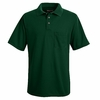 SK28HG Short Sleeve Hunter Green Performance Knit® 50/50 Blend Shirt