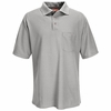 SK28LA Short Sleeve Light Gray Performance Knit® 50/50 Blend Shirt