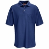 SK28RB Short Sleeve Royal Blue Performance Knit® 50/50 Blend Shirt