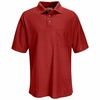 SK28RD Short Sleeve Red Performance Knit® 50/50 Blend Shirt