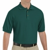 SK72EM Cotton/Polyester Emerald Blend Knit Pique Shirt-Pocketless