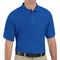 SK82RB Cotton/Polyester Royal Blue Blend Knit Pique Shirt-With Pocket