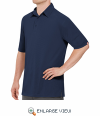 SK90NV Men's Customer Facing Professional Navy Polo
