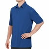 SK90RB Men's Customer Facing Professional Royal Blue Polo