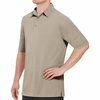 SK90TN Men's Customer Facing Professional Tan Polo