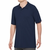 SK92NV Male Active Performance Navy Polo