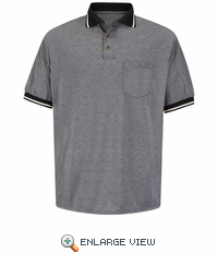 SK94 Performance Knit® Birdseye Polo w/Pocket - 2 Colors