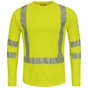 SMK2 Hi-Visibility Power Dry® FR Flame-Resistant Long Sleeve T-Shirt