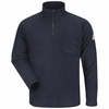 SMZ6 ¼ Zip-Front Modacrylic Flame-resistant Fleece Sweatshirt