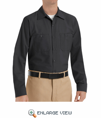 SP14 Men's Long Sleeve Industrial Work Shirt (20 Colors)