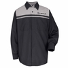 SP14LX Lexus� Long Sleeve Technician Shirt