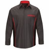 SY14NS Nissan Technician Long Sleeve Shirt w/Logo