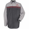 SP14TT Toyota Technician Long Sleeve Shirt