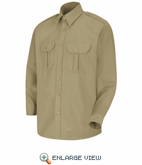 SP56 Long Sleeve Sentinel Basic Security Shirt
