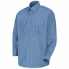 SP56MB Long Sleeve Medium Blue Sentinel® Basic Security Shirt