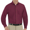 SP90 Men's Long Sleeve Button Down Poplin Shirts (9-Colors)
