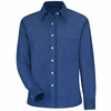 SR75 Long Sleeve Women's Executive Button-Down Shirt