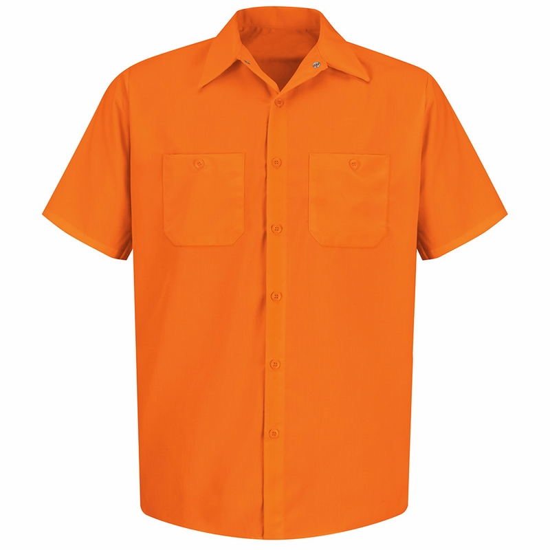 Ss24 hi vis shirt short sleeve without reflective tape for Hi vis shirts with reflective tape