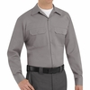 ST52SV Long Sleeve Silver Utility Work Shirt (formerly Big Ben)