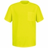 SY06YE Hi-Visibility Yellow/Green T-Shirt Without Refective Stripe