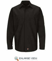 SY10Solid Long Sleeve Crew Shirt (2 Colors)