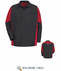 SY14AD Audi® ALTERNATIVE Tech Long Sleeve Shirt