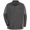 SY14AU Audi®TECH Long Sleeve Shirt