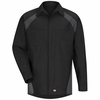 SY16BD Black Diamond Plate Shop Shirt - Long Sleeve