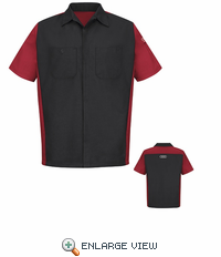 SY24AD Audi® Alternative Tech Short Sleeve Shirt