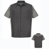 SY24AU Audi®TECH Short Sleeve Shirt