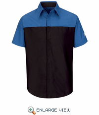 SY24MP Mopar Technician Short Sleeve Shirt
