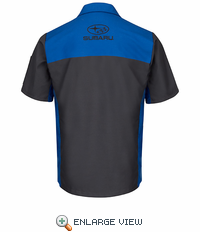 SY24SU Subaru® Technician Shirt Short Sleeve