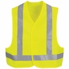 VYV6YE Hi-Visibility Yellow/Green Safety Vest