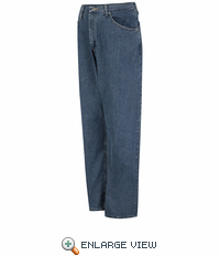 W976 Men's Wrangler Hero® 5-Star Relaxed Fit Prewashed Jean
