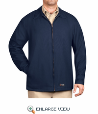 WJ40NV Wrangler Navy Work Jacket